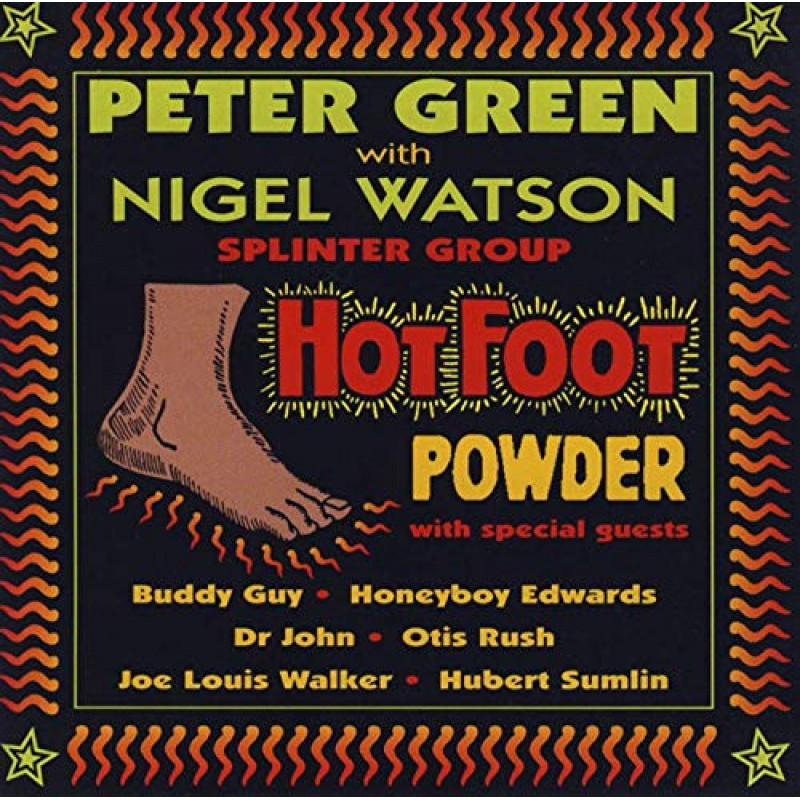 Hot Foot Powder (Yellow vinyl)