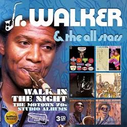 Walk In The Night: Motown 70s Studio Albums