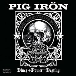 Blues + Power = Destiny