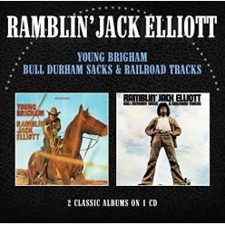 Young Brigham + Bull Durham Sacks And Railroad Tracks