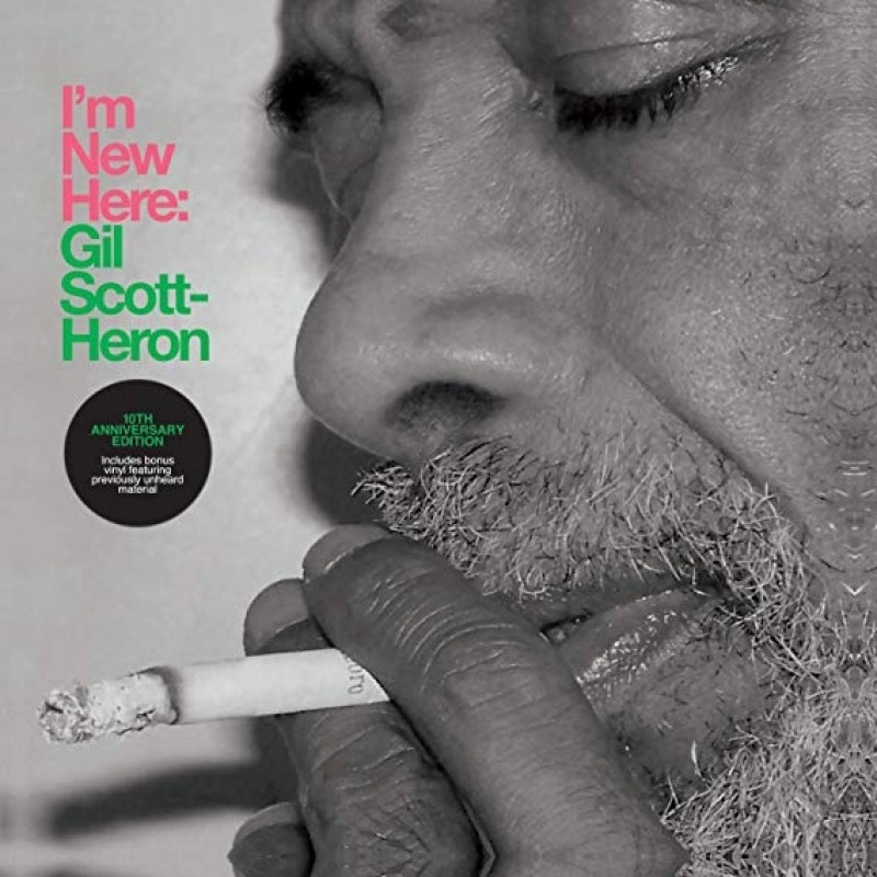 I'm New Here (10th Anniversary) [Green/Pink vinyl]